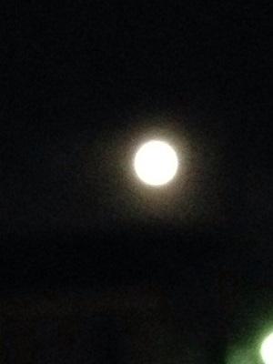 満月まんまる